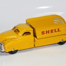 1940s 50s Buddy L Pressed Steel Shell Delivery Truck
