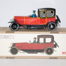 Electrified Paya No 934 Red Limousine Limited Edition Replica Box